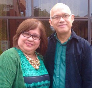 Bishop Ronaldo and Pastor Carrie Bonus
