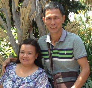 Pastor Edilberto and Pastor Jessica De Guzman