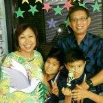 Pastor William and Sis. Yolanda Tabadero