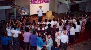 JCSGO Central Hall Senior's Day