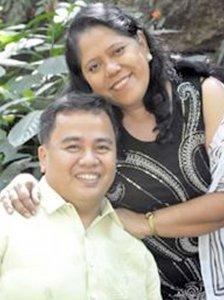 Pastors Jojo and Malen Guevara
