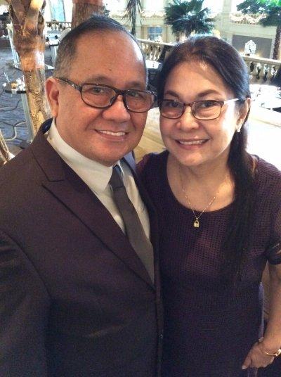 Bishop Jonathan and Pastor Vicky Sebastian